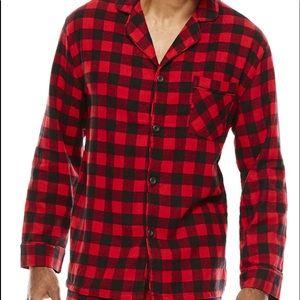 Hanes Pants - NWT - Men's Buffalo Plaid Pajama Set